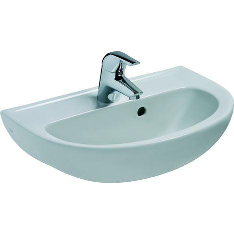 Ideal Standard EUROVIT hand washbasin 125 x 500 x 350 mm, white