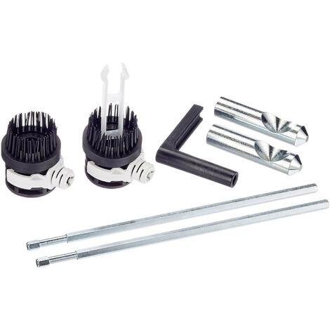 Ideal Standard - Kit fixations pour cuvette WC suspendu TESI/CONNECT/ AIR