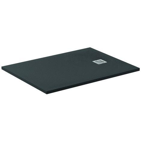 Ideal Standard Receveur rectangulaire Ultra Flat S 120x90cm Noir intense IDEAL STANDARD