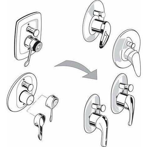 Ideal Standard Renovierungs-Set für Badearmatur UP Bausatz 1, A963800NU