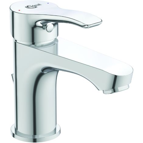 Ideal Standard Robinet De Lavabo Bluestart Chrome Bc314aa