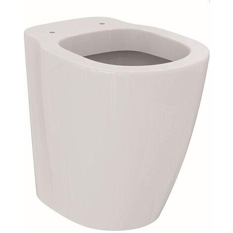 Ideal Standard Standtiefspül-WC Connect freedom, erhöht, 360x550x460mm, Weiß mit IP, E6072MA