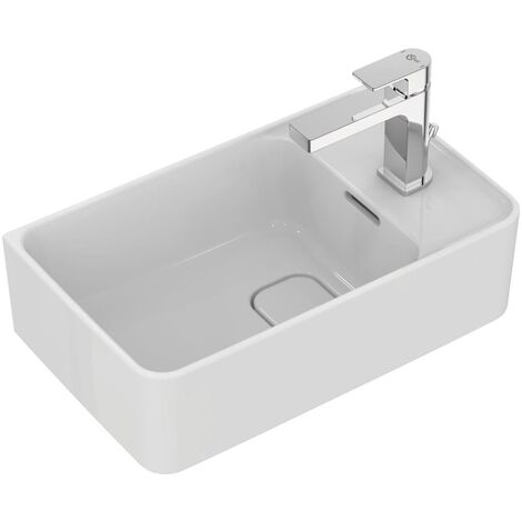 Ideal Standard Strada 2 Countertop Basin 450mm Wide Right Hand