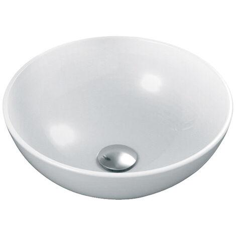 Ideal Standard STRADA Lavabo à poser 410 x 410 x 150 mm,blanc (K079501)
