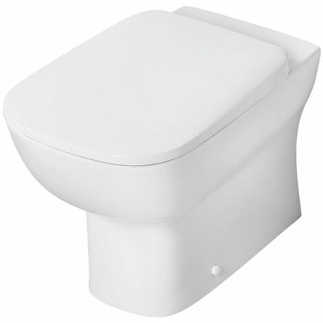 Ideal Standard Studio Echo Back to Wall Toilet 545mm Projection - Soft Close Seat