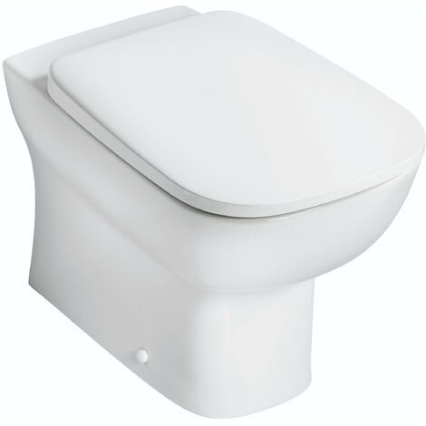 Ideal Standard Studio Echo back to wall toilet with soft close seat