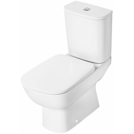 Ideal Standard Studio Echo Close Coupled Toilet with 4/2.6 Litre Cistern - Standard Seat