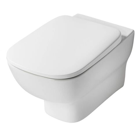 Ideal Standard Studio Echo Wall Hung Toilet WC 545mm Projection - Standard Seat