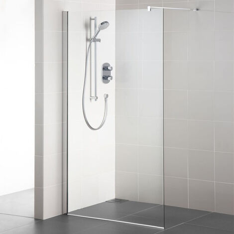 Ideal Standard Synergy Fixed Panel Wetroom Panel