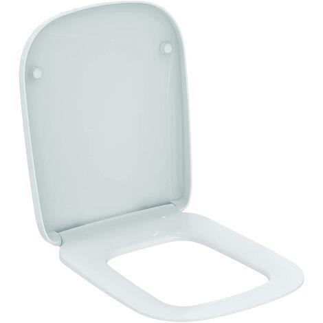 Ideal Standard t318101Abattant WC original slim consacré série Esedra New fermeture ralentie