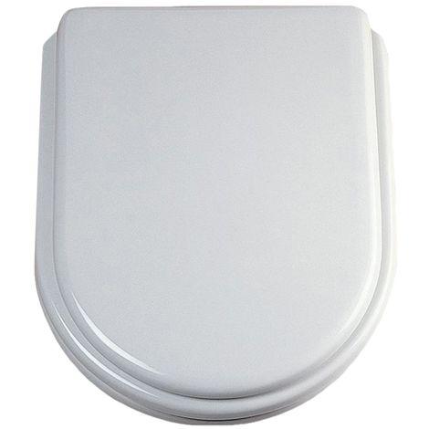 Sedile Water Ideal Standard.Ideal Standard T627701 Copriwater Originale Esedra In Termoindurente 47 X 38 5 X 6 Cm