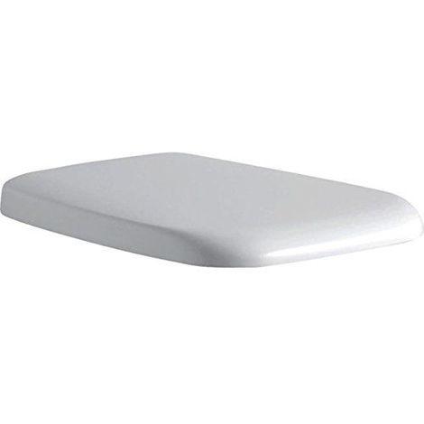 Ideal Standard T663801 8075786 Ventuno Siège de WC avec couvercle/charnière Blanc