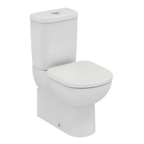 IDEAL STANDARD Tempo Inodoro Compacto Blanco