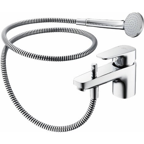 Ideal Standard Tempo Single lever Bath Shower Mixer Set Chrome