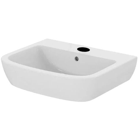 Ideal Standard Tempo Washbasin 550mm Wide 1 Tap Hole
