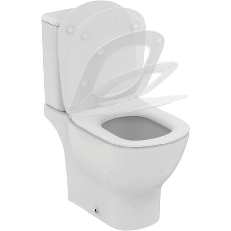Ideal Standard Tesi aquablade pack wc à poser tout en un (T033601)