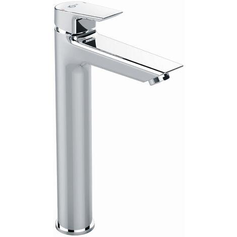 Ideal Standard Tesi mitigeur de lavabo avec bec haut (A6575AA)