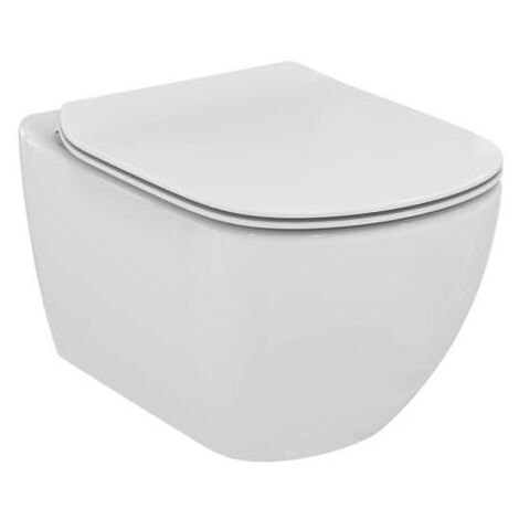 ideal standard tesi standard bowl with classic flap