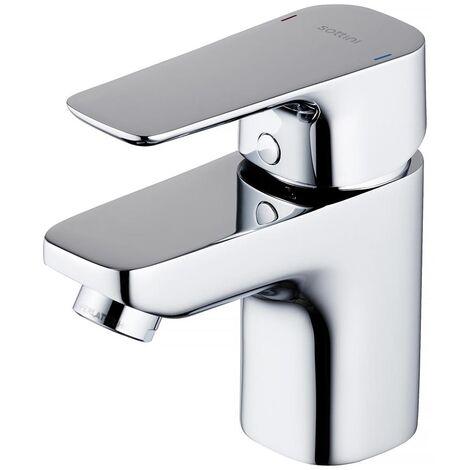 Ideal Standard Tesino Mini Single Lever Basin Mixer Tap - Chrome