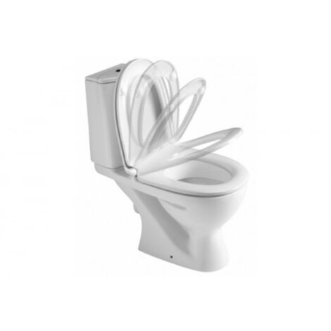 Ideal Standard Toilet seat Soft-close, white