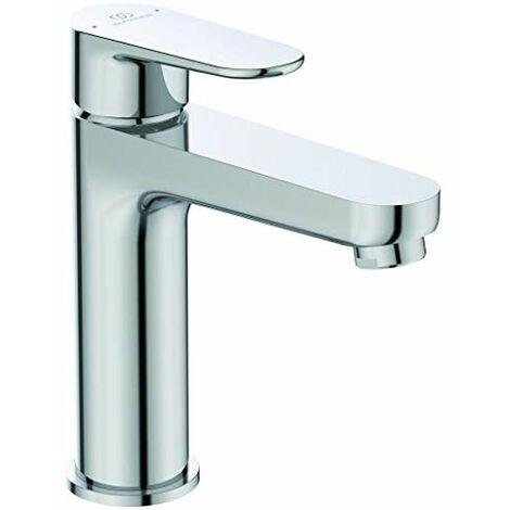 Ideal Standard Tyria - Miscelatore per lavabo per bagno, cromato con piletta in metallo BC159AA