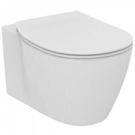 Ideal Standard WC suspendu compact Connect space + abattant