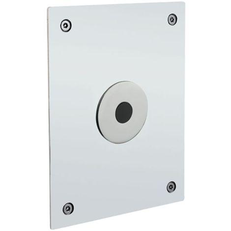 Idral Elektronische Einbau-Duscharmatur mit Mischeinrichtung Style 02565 | glänzend verchromt