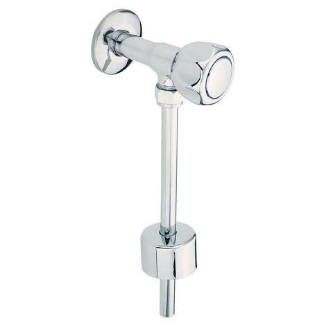 Idral Grifo urinario cromado con pomo 0230 | cromado brillante