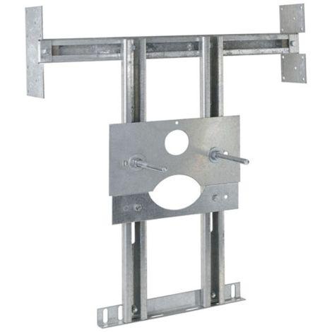 Idral Structure de support pour Cuvette suspendu Easy 15105/2-CG   Acier