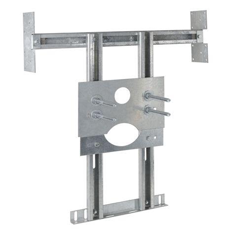 Idral Structure de support pour Cuvette suspendu Easy 15107-CG   Acier