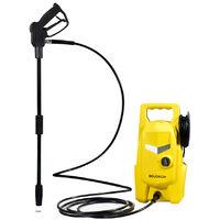Idropulitrice Ad Acqua Fredda 105 Bar 1400W - 6,2 L/Min Con Accessori