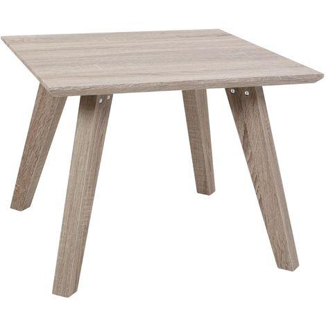 Idun end table,medium-density fibreboard/veneer finish,as
