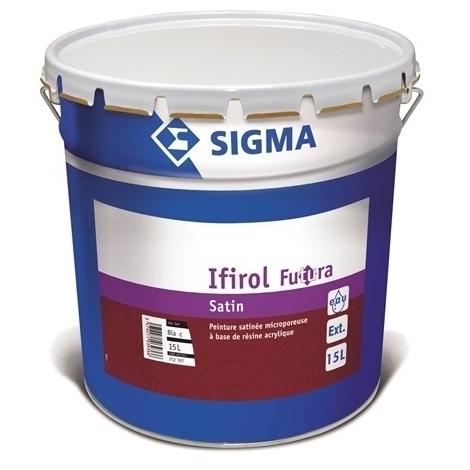 IFIROL FUTURA - SIGMA - Peinture satinée microporeuse