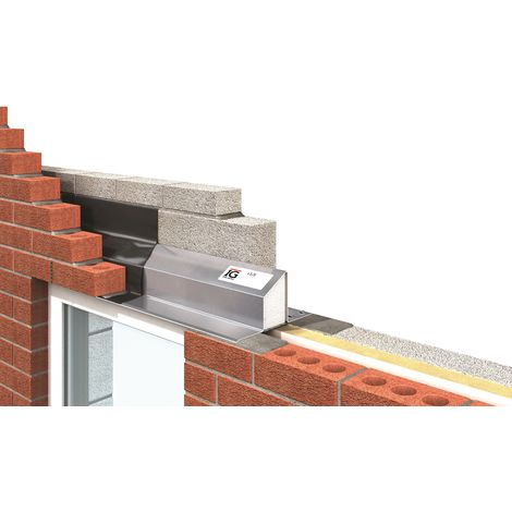 IG L1/S 110 Standard Structural Steel Lintel 1200mm