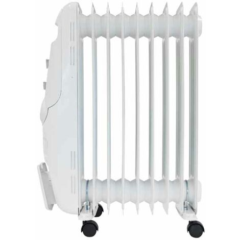 Igenix IG2600 Oil Filled Radiator, 2000W