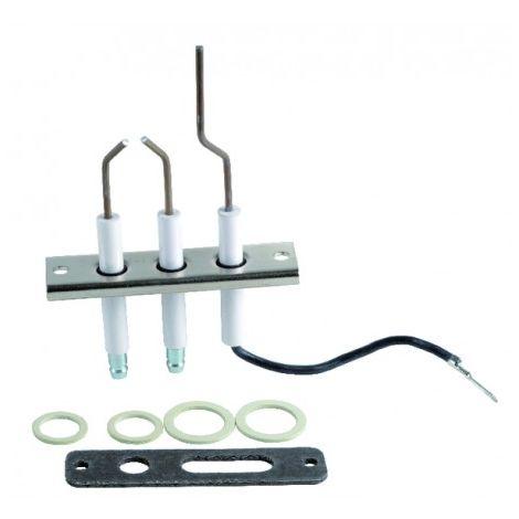 Ignition and flame sensing unit Wgb2 - BAXI : SRN986328