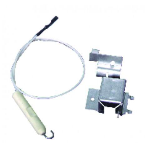 Ignition electrode kit - DIFF for ELM Leblanc : 87167409410