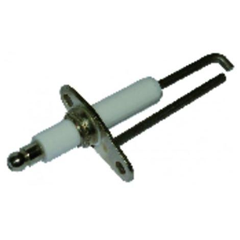 Ignition electrode NOXTRONIC - DIFF for ELM Leblanc : BOA0056A30001