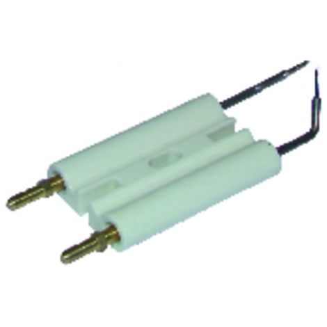 Ignition electrode RG1 - RIELLO : 3007617