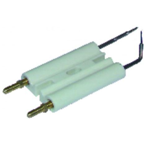 Ignition electrode RG2 - RIELLO : 3007495