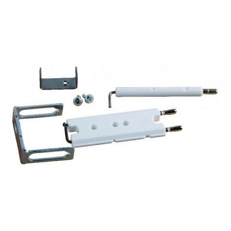 Ignition flame sensing electrode - DE DIETRICH : 97902521