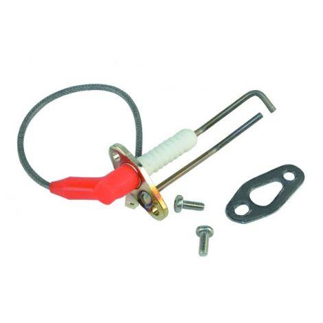 Ignition/flame sensing electrode - DE DIETRICH : S100890