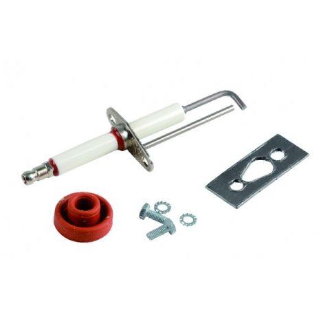Ignition/flame sensing electrode - DE DIETRICH : S54339