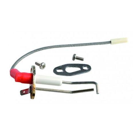Ignition flame sensing electrode lead - DE DIETRICH : S62743