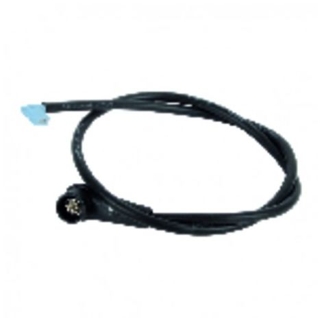 Ignition/flame sensing lead - ACV : 257F1071