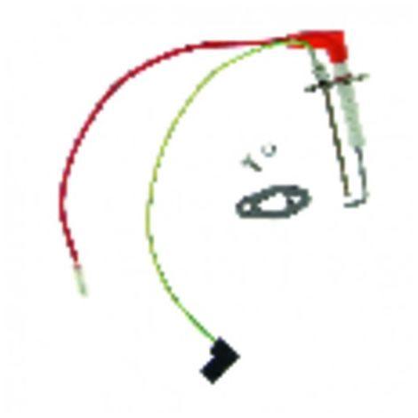 Ignition / ionisation electrode - DE DIETRICH : S101764