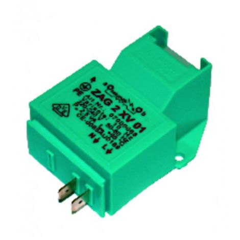 Ignition transformer ZAG 2XV01 - DIFF for Saunier Duval : 05111000