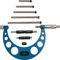 IHTtec Bügelmessschraube Messbereich 300- 400 mm