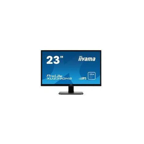 Iiyama ProLite XU2390HS - 58,4 cm (23) - 1920 x 1080 pixels - Full HD - LED - 5 ms - Noir (XU2390HS-B1)
