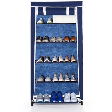 iKayaa, zapatero azul - 5 pisos